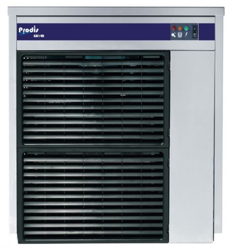 Prodis GR140, 140kg Production Modular Flaked Ice Maker, Heavy Duty
